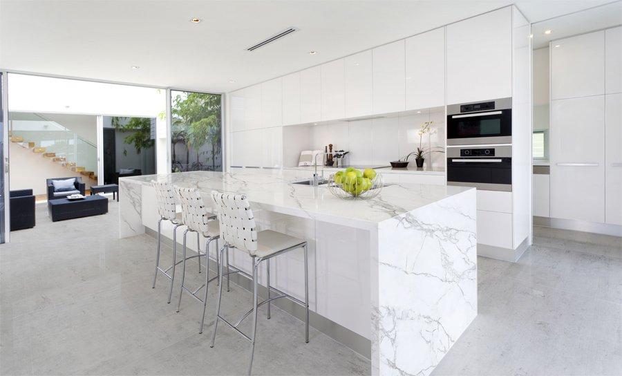 blaty kuchenne z marmur