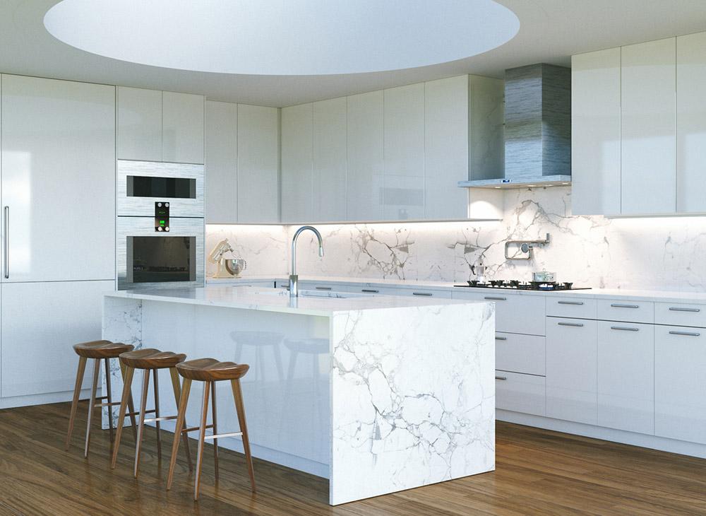 blaty kuchenne z marmuru