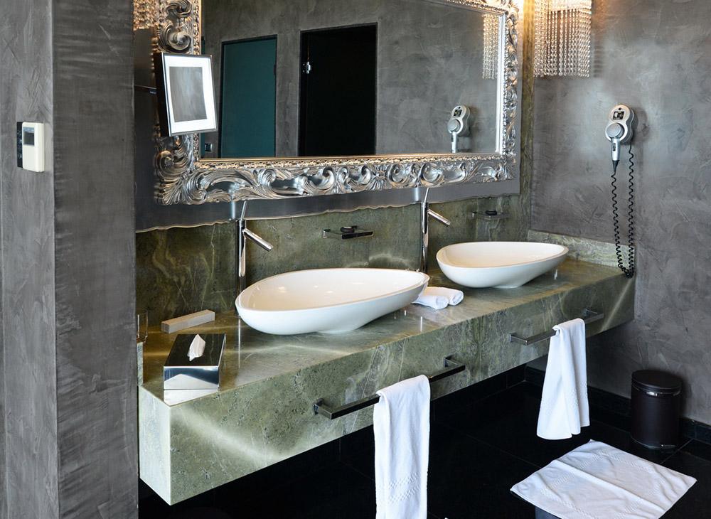 Blaty łazienkowe Marmi Eleganckie Blaty Z Kamienia Do